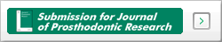 Submission for Journal of Prosthodontic Research